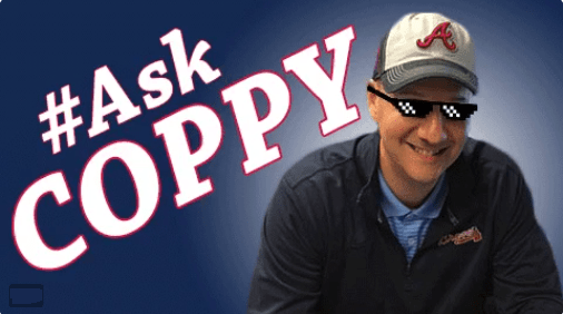 Answers From the Mailbag: Special #AskCoppy Edition, May 19