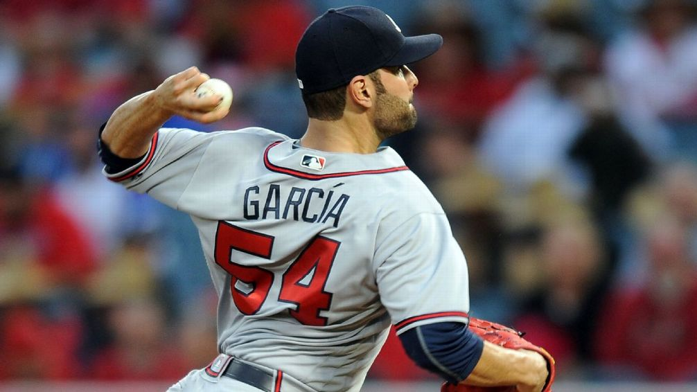 Bigger Message of Jaime Garcia Trade: Braves Aren't Making the Playoffs
