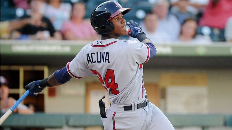 Being Reasonable About Ronald Acuna: He's Not Trout, Probably