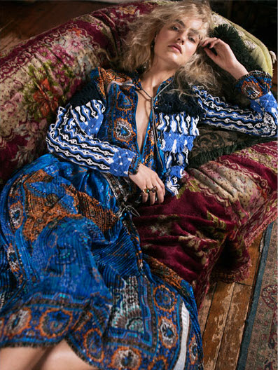 outfit etro dress