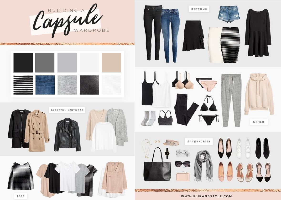 Capsule Wardrobe What You Need To Know