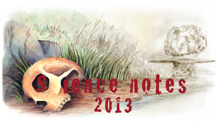 Science Notes 2013 Banner