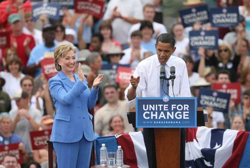 We love Hillary!