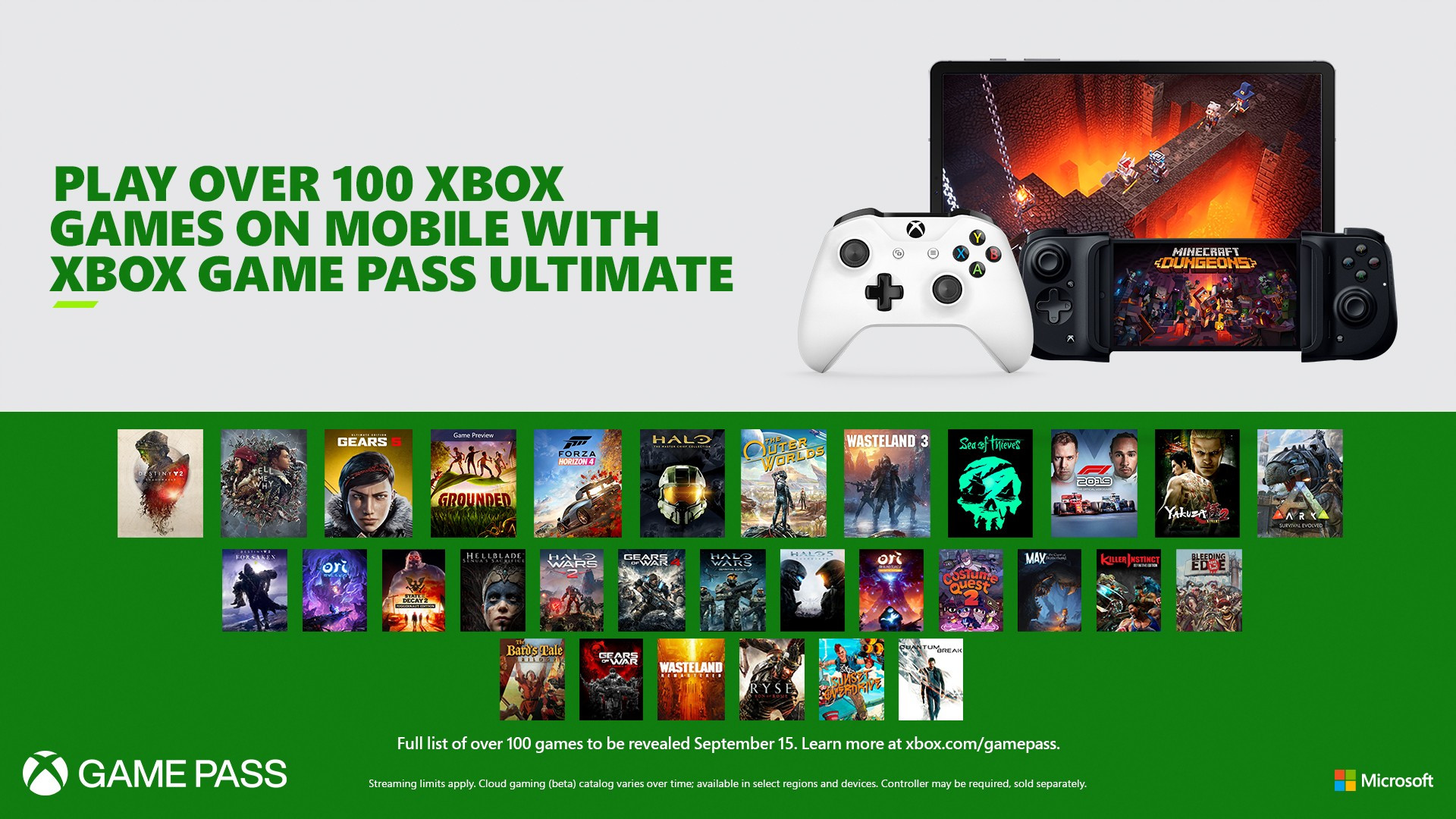 Xbox Game Pass Subscribers to Lose 5 Great Games Soon