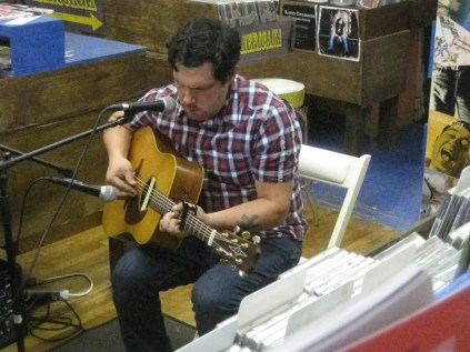 Damien Jurado @ Shake It Records (8/18/09)