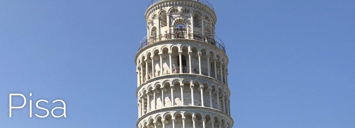 Pisa, pronto en Out the Cave