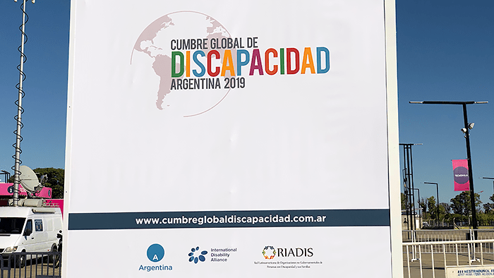 Cumbre Global de Discapacidad - Out the Cave - Turismo Accesible