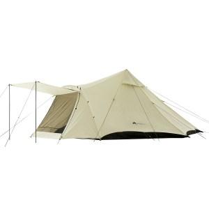 【NEW】LOGOSテント!シンプルなデザインが魅力!グランベーシック Tepee 520-AH