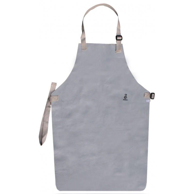 Tablier de soudeur en croute de cuir 56602