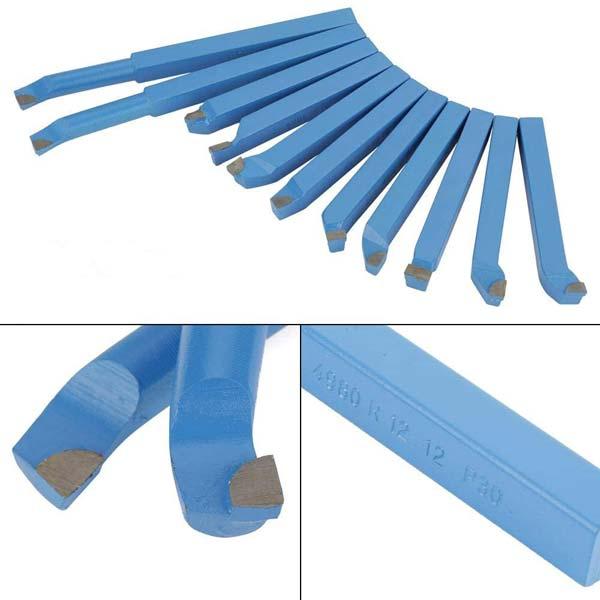 Lot-de-11-outils-de-tour-alliage-de-carbone-12mm