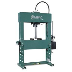 Presse-hydraulique-d'atelier-manuelle-Compac-HP100