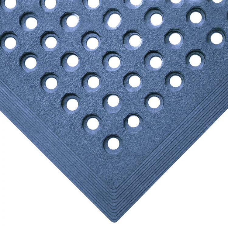 Tapis antiderapant-worksafe-bleu