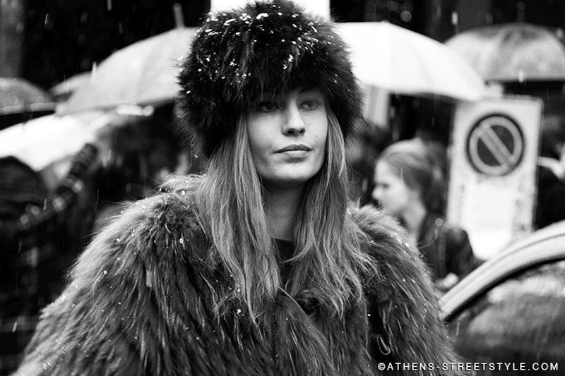 Model Off Duty: Nadja Bender