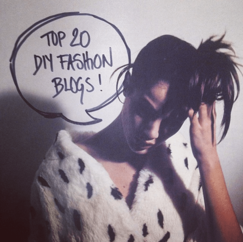 top 20 diy fashion blogs