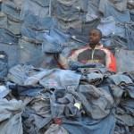 kierrätystä vai dumppausta