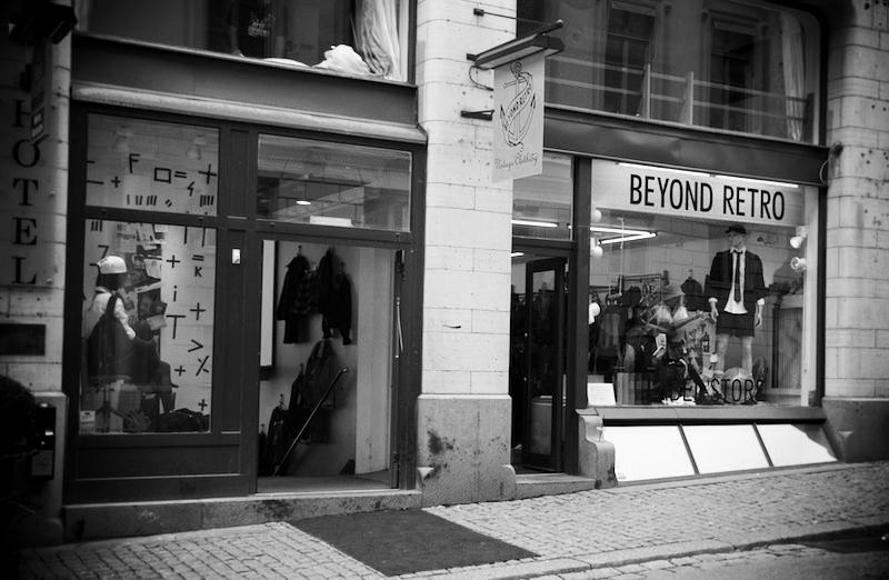 Beyond Retro Drottninggatan Stockholm 30
