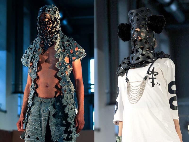 Clothes: Burlesque Tsunami