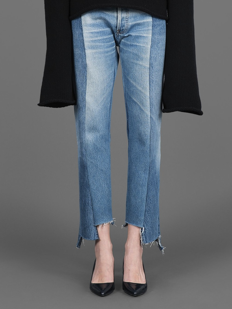 Vetements Jeans FW14 1