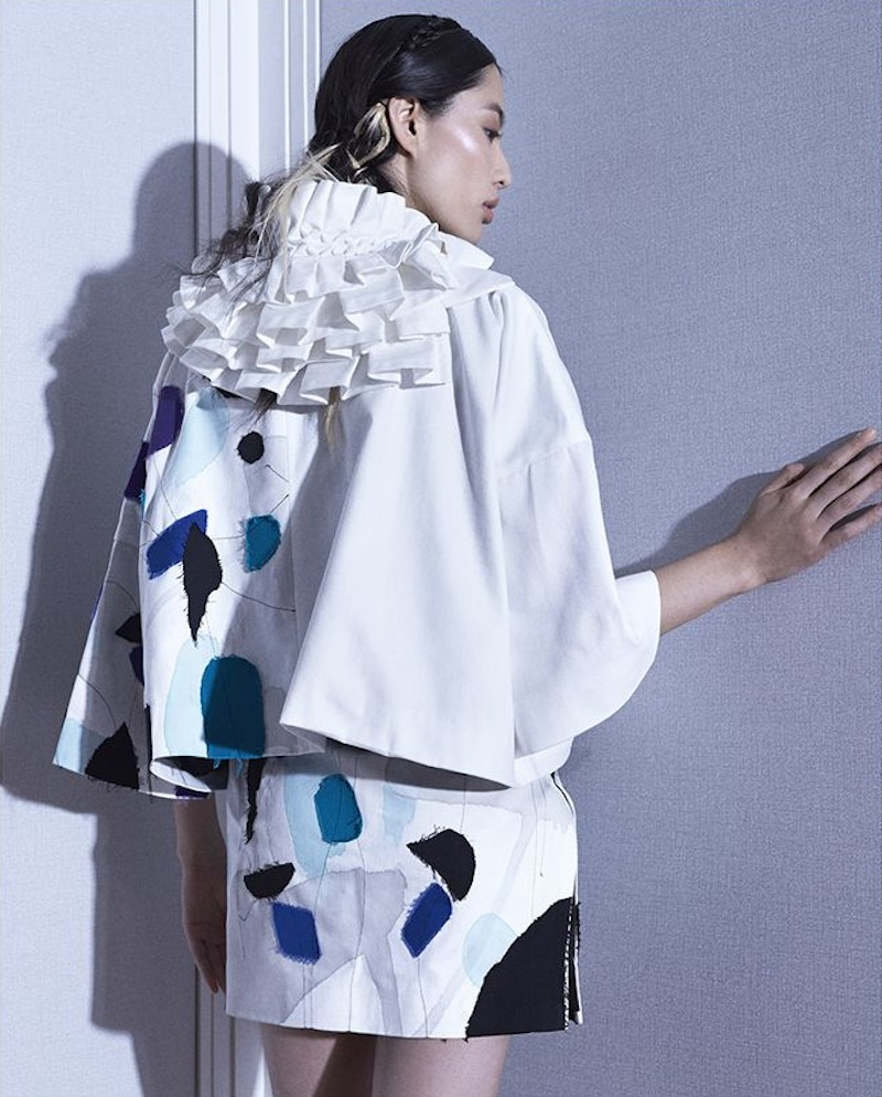 The EcoChic Design Award 2014 recycled upcycled 3