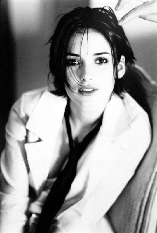 Winona Ryder 90s style icon 1