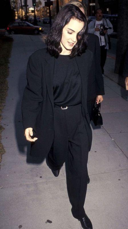 Winona Ryder 90s style icon 2