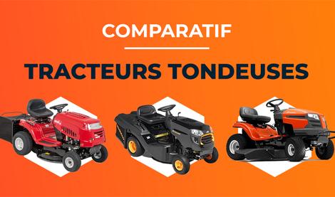 Tracteur Tondeuse Tondeuse Autoportee Lequel Choisir