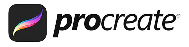 Logo Procreate