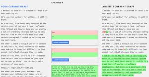 texte collaboratif