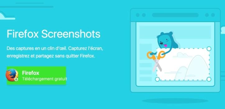 Firefox Scrrenshots