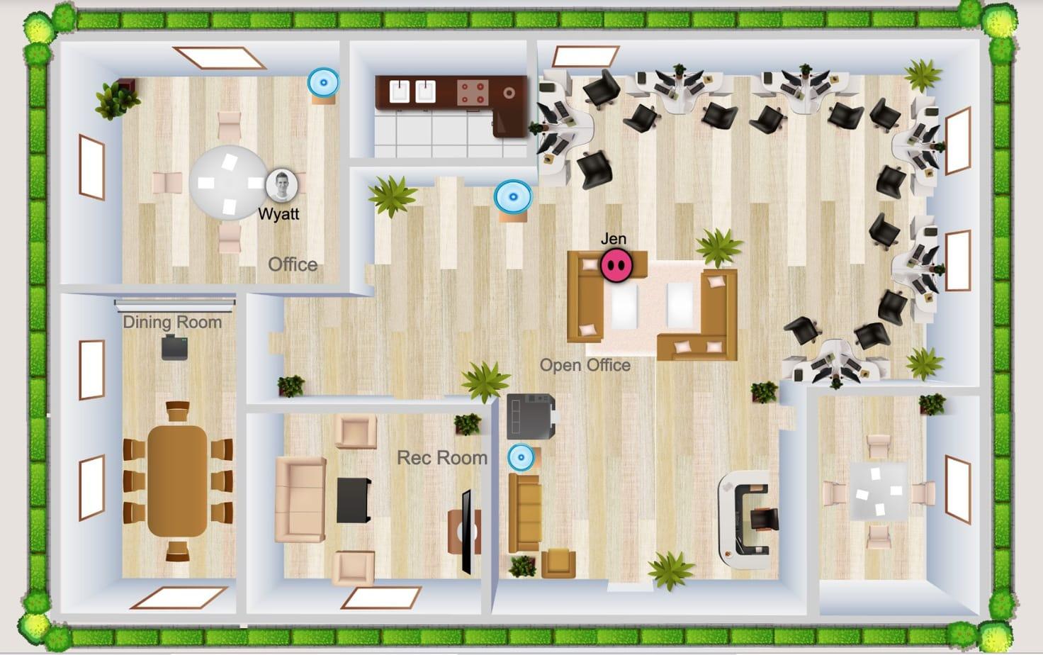 Bureau Plan De Travail mydigitaloffice. un bureau virtuel pour le travail à