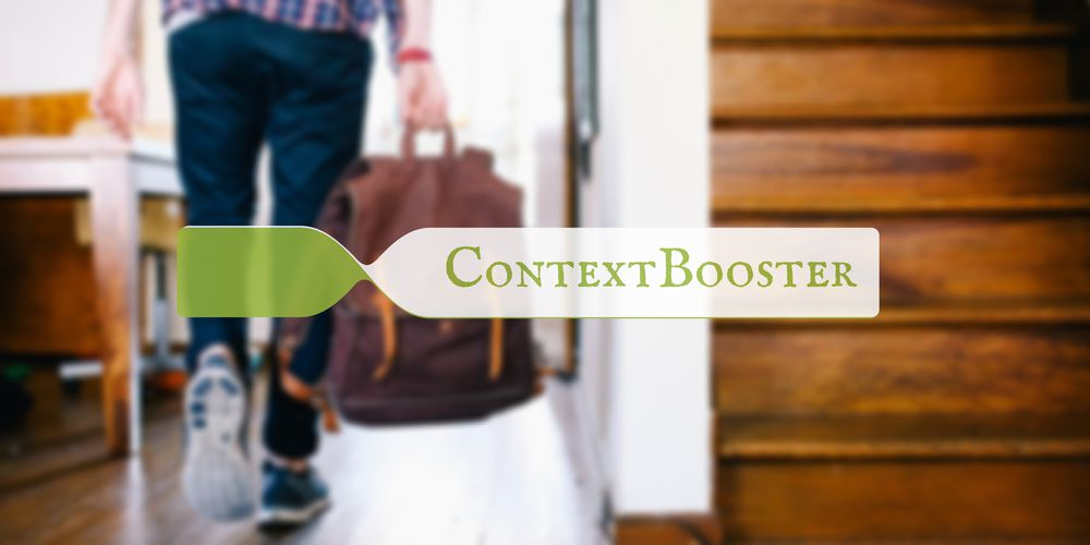 ContextBooster Evernote Twitter
