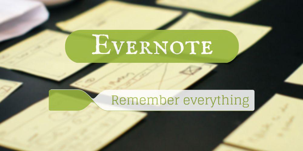 Bien démarrer avec Evernote