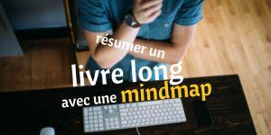 Résumer un livre long avec une mindmap