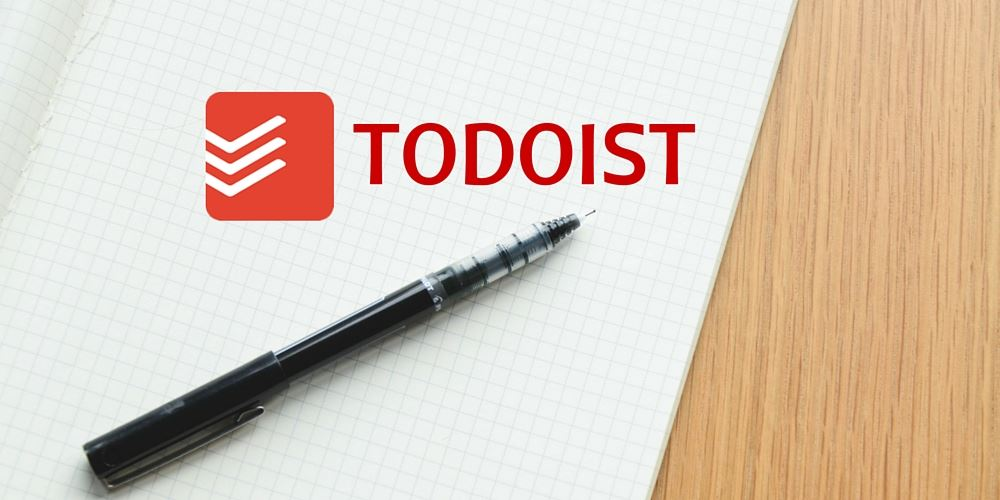 Todoist tâches projets