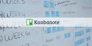 Kanbanote fusionne Evernote et l'esprit Trello