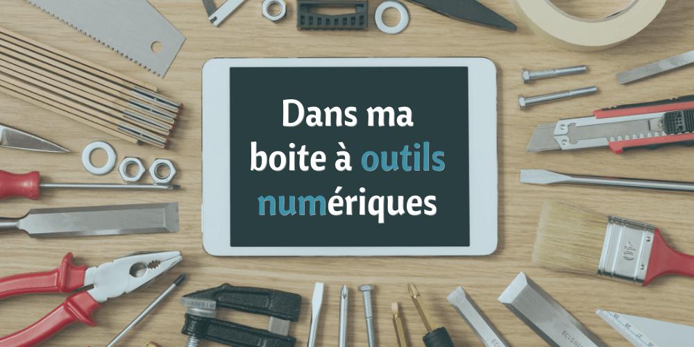 Boite outils numériques OutilsNum