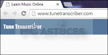 Tune transcriber