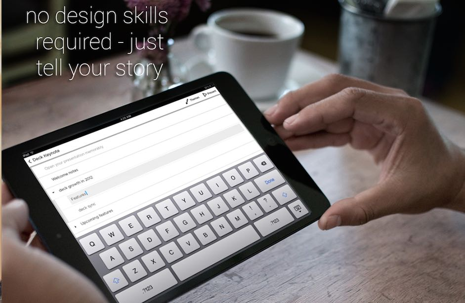 4 outils pour créer des présentations sur Android