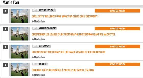 Ateliers Arles Parr