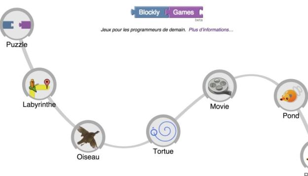 Blockly Games