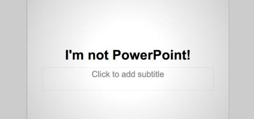 notpowerpoint
