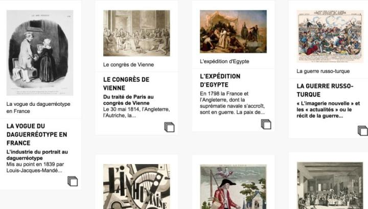 Collections images histoire