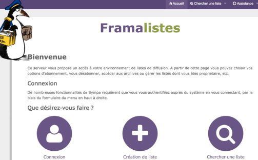 Framalistes