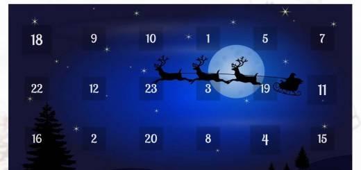 calendrier noel