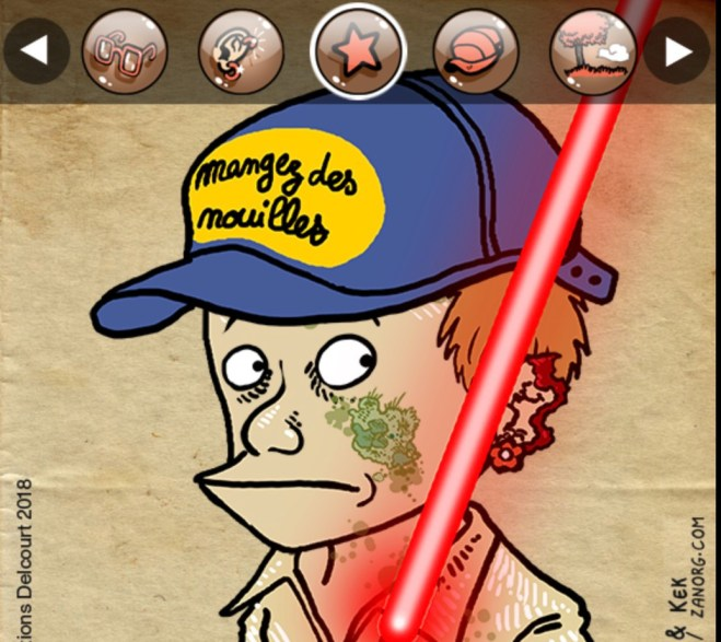 avatar en ligne