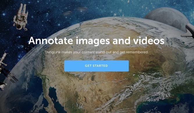 Thinglink. Créer des images et des vidéos interactives pour la classe