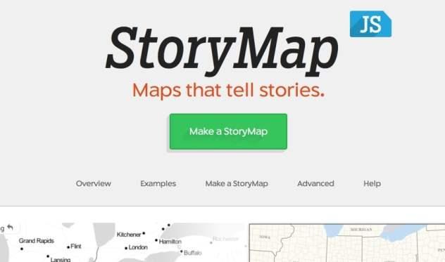 StoryMap