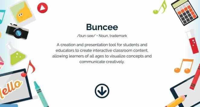 Buncee. Créer du contenu multimédia pour votre classe