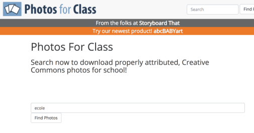 Photos 4 class