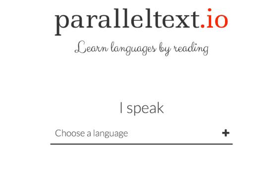 pratiquer une langue étrangere